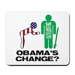 Change? Mousepad