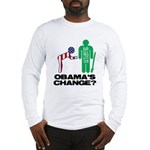 Change? Long Sleeve T-Shirt