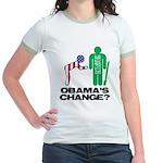Change? Jr. Ringer T-Shirt