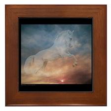 Transcendental Framed Tile
