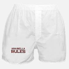 arabella rules Boxer Shorts