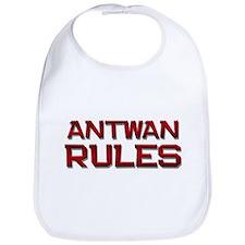 antwan rules Bib