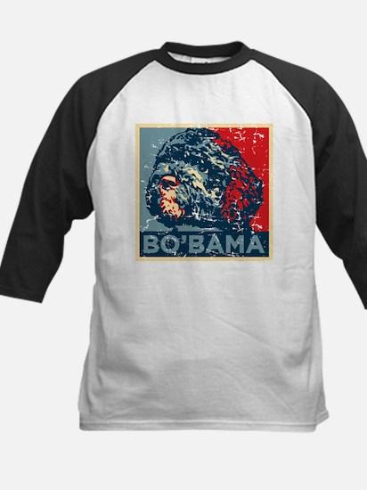 Bo'bama (Eroded/Vintage) Kids Baseball Jersey