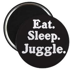 Eat Sleep Juggle Magnet