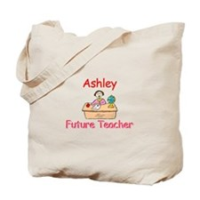 Ashley - Future Teacher Tote Bag