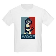 WOOF! Bo The First Dog T-Shirt