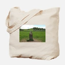 Illustrated Tote Bag (with logo)
