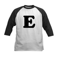 Large Letter E Tee