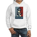 WOOF! Bo The First Dog Hooded Sweatshirt