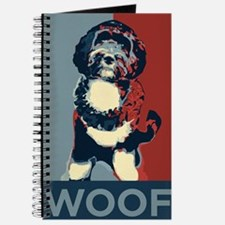 WOOF! Bo The First Dog Journal