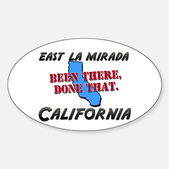 east la mirada california - been there, done that