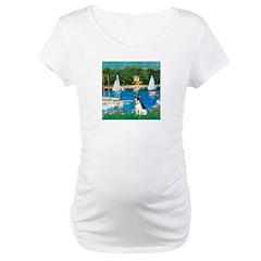 Sailboats / Rat Terrier Shirt