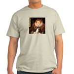 Queen / Rat Terrier Light T-Shirt
