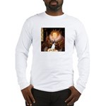 Queen / Rat Terrier Long Sleeve T-Shirt