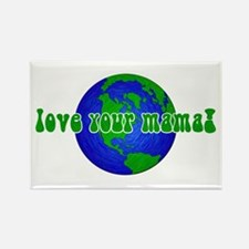 Your Mama Rectangle Magnet (100 pack)