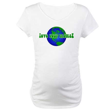 Your Mama Maternity T-Shirt