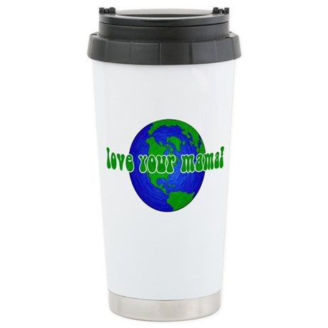 Your Mama Stainless Steel Travel Mug