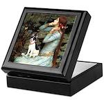 Ophelia / Rat Terrier Keepsake Box