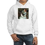 Ophelia / Rat Terrier Hooded Sweatshirt