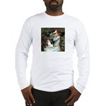 Ophelia / Rat Terrier Long Sleeve T-Shirt
