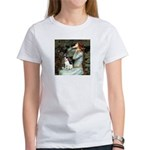 Ophelia / Rat Terrier Women's T-Shirt