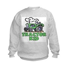 Green Tractor Kid Jumpers