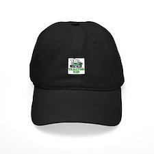 Green Tractor Kid Cap