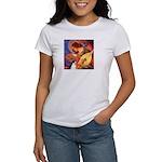 Mandolin / Rat Terrier Women's T-Shirt