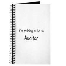 I'm Training To Be An Auditor Journal