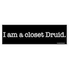 Closet Druid Bumper