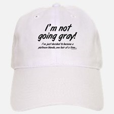 Not Gray! Baseball Baseball Cap