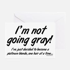 Not Gray! Greeting Cards (Pk of 20)