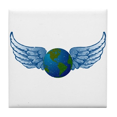 Wings Tile Coaster