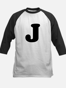 Large Letter J Tee