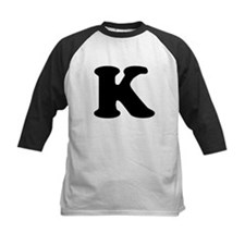 Large Letter K Tee