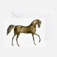 Vintage Horse Greeting Card