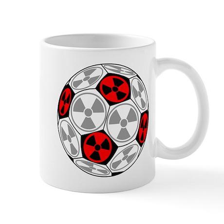 Nuclear Soccer Mug