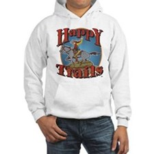 Happy Trails! Hoodie