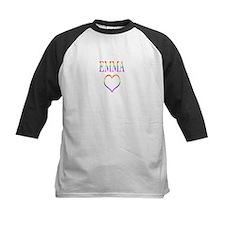 Emma - Rainbow Heart Tee