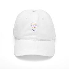 Emma - Rainbow Heart Baseball Cap