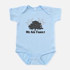 We Are Family Infant Bodysuit