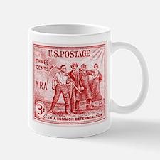 Philatelic Mug