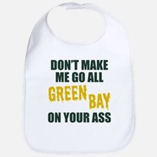 Green Bay Football Bib