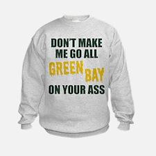 Green Bay Football Sweatshirt