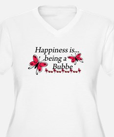 Butterfly Being A Bubbe T-Shirt