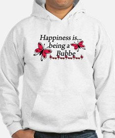 Butterfly Being A Bubbe Hoodie