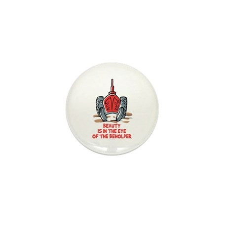 Old Tractor Love Mini Button (100 pack)