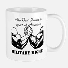 Mighty Best Friend Mug