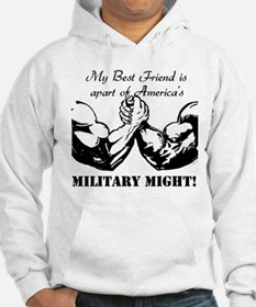 Mighty Best Friend Hoodie