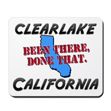 clearlake california - been there, done that Mouse